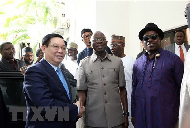Deputy PM: Vietnam ready to help Nigeria with high-tech agriculture hinh anh 1