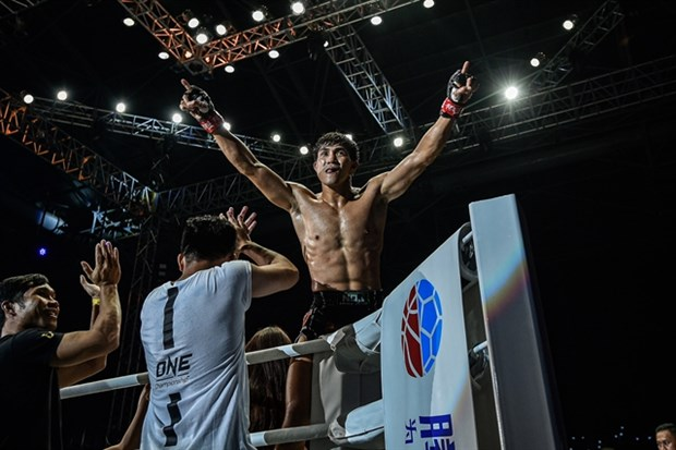 Top Muay Thai fighter to compete in ONE Championship Singapore hinh anh 1