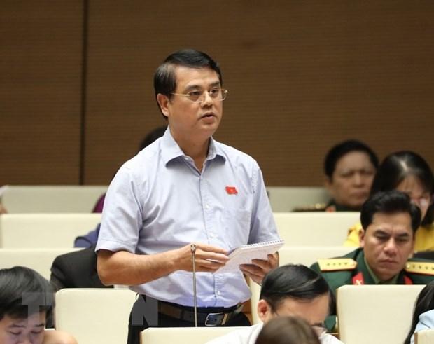 NA looks into socio-economic performance hinh anh 1