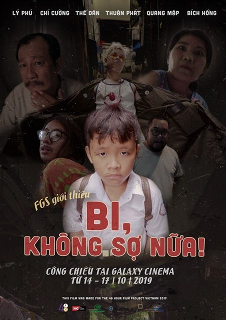 Short Vietnamese film heads to the Netherlands to compete hinh anh 1