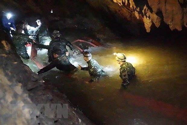 Thailand: Tham Luang Cave to open for tourists in November hinh anh 1