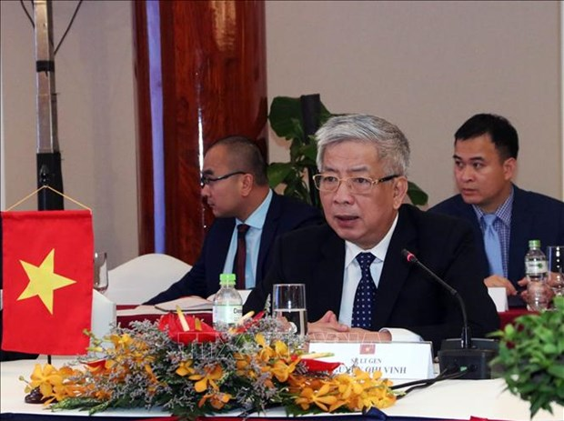 Vietnam, Australia hold third defence policy dialogue hinh anh 1