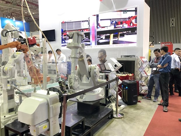 Vietnam's demand for machinery to keep growing hinh anh 1