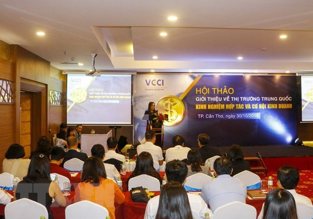 Abundant chances remain in Chinese market for Vietnamese exporters hinh anh 1