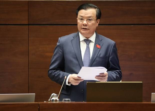 State budget becomes more sustainable: Finance Minister hinh anh 1
