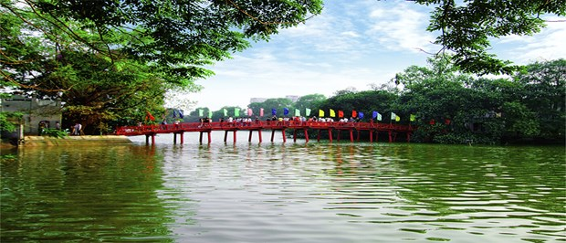 Hanoi among world's 50 most beautiful cities hinh anh 1