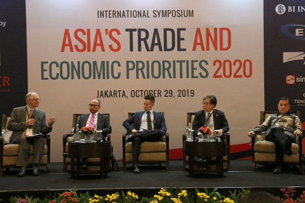 Indonesia hosts workshop on Asia's economic-trade policies hinh anh 1