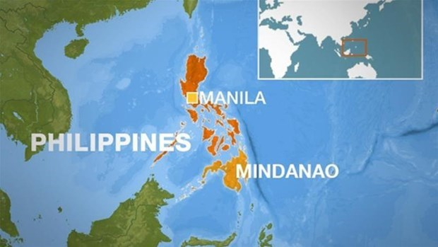 6.8-magnitude earthquake hits southern Philippines hinh anh 1