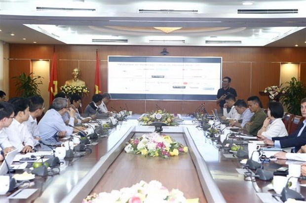 Seminar discusses development of 5G chipsets, network devices hinh anh 1