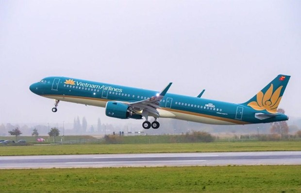Vietnam Airlines earns 142 million USD in pre-tax profit hinh anh 1