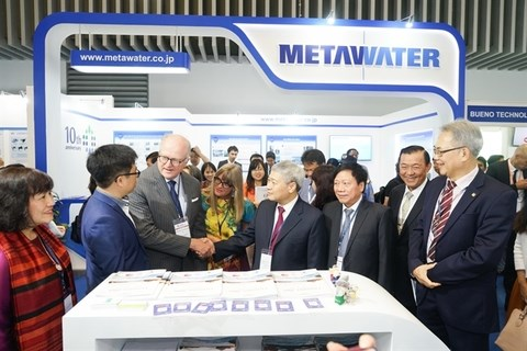 Water resources exhibition returns to HCM City hinh anh 1