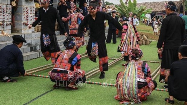 Various activities to honour culture of Vietnamese ethnic groups hinh anh 1
