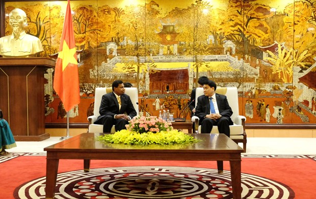 Hanoi keen to partner Sri Lanka in agriculture, cultural exchanges hinh anh 1