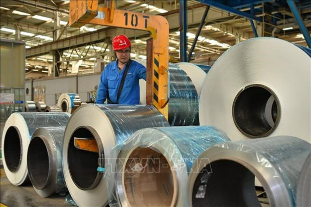 Indonesia finds dumping practices over steel imports from Malaysia, China hinh anh 1