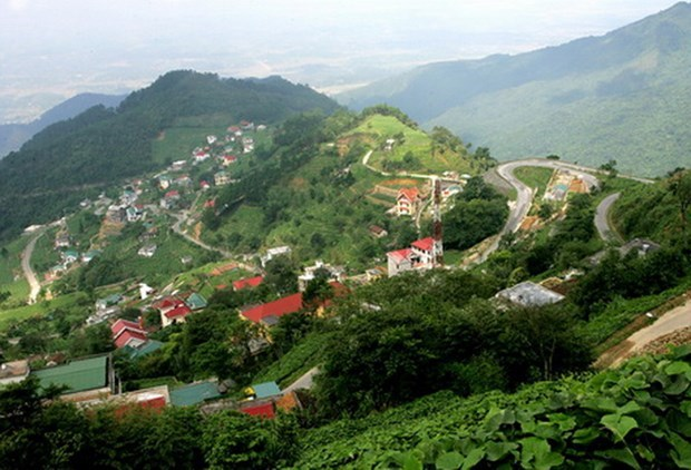 Vinh Phuc strives to boost tourism industry in Tam Dao district hinh anh 1