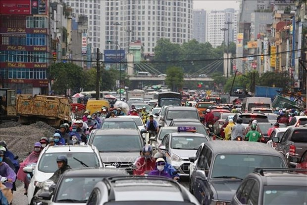 Vietnam commits to environmentally sustainable transport hinh anh 1