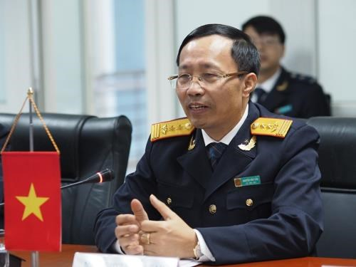 Vietnam, US customs join hands in fight against origin fraud hinh anh 1