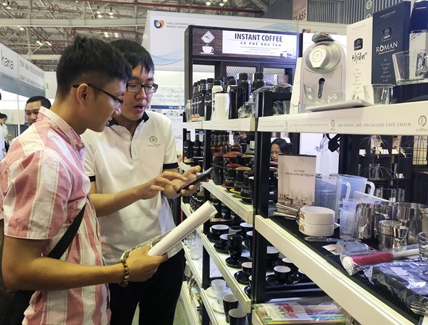 11th Vietnam Int'l Retail tech & Franchise Show underway in HCM City hinh anh 1