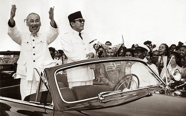 Activities to mark 60 years of President Ho Chi Minh's visit to Indonesia hinh anh 1