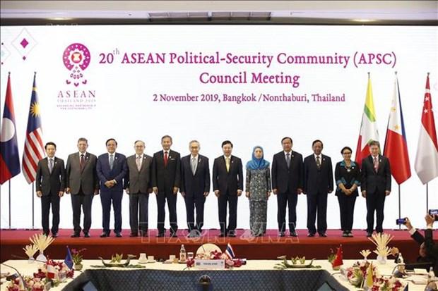 Deputy PM Pham Binh Minh attends ASEAN meetings in Bangkok hinh anh 1