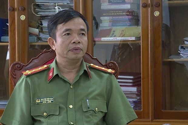 Two detained for suspected involvement in organizing illegal emigration hinh anh 1