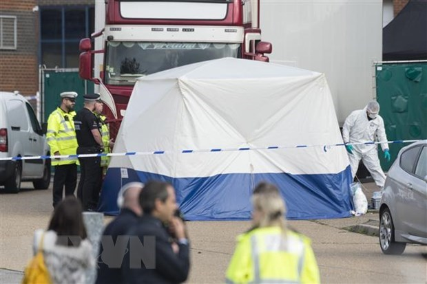 Vietnamese Embassy in UK releases statement on Essex lorry deaths hinh anh 1