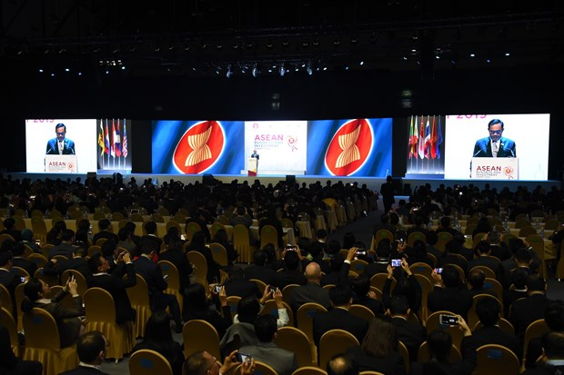 35th ASEAN Summit: ASEAN Business and Investment Summit opens hinh anh 1