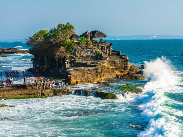 Number of foreign tourists to Indonesia declines hinh anh 1