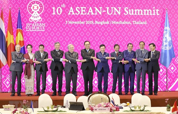 ASEAN, UN leaders emphasise cooperation in solving challenges hinh anh 1