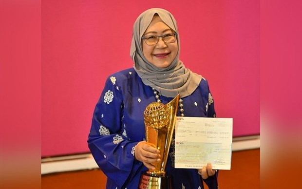 MERCY Malaysia founder wins ASEAN Prize hinh anh 1