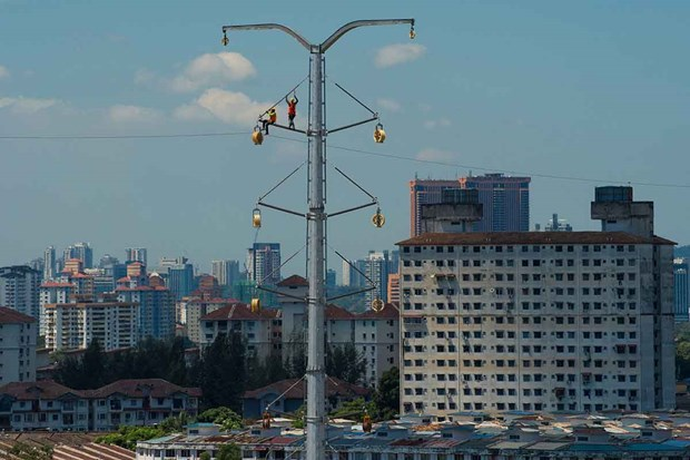 Singapore wants to connect power network with neighbouring countries hinh anh 1