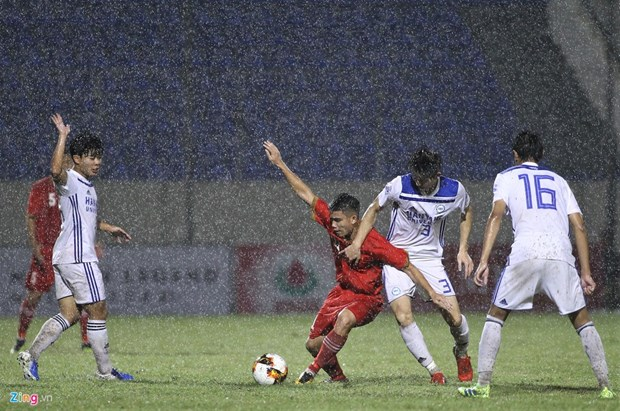 Vietnam enter finals at int'l U21 football champs hinh anh 1