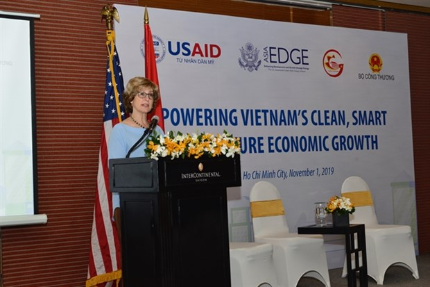 US partners with Vietnam to build urban energy security hinh anh 1
