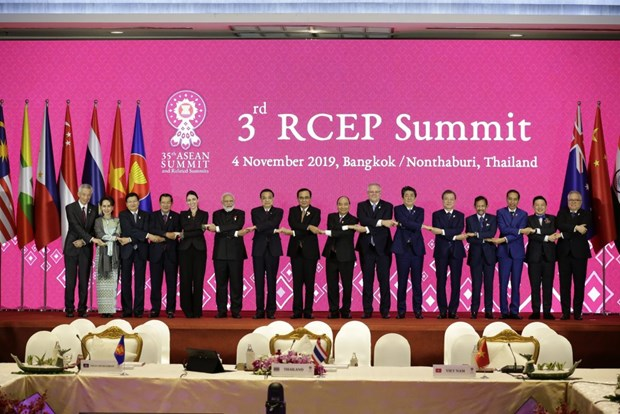 RCEP signing postponed to 2020 hinh anh 1