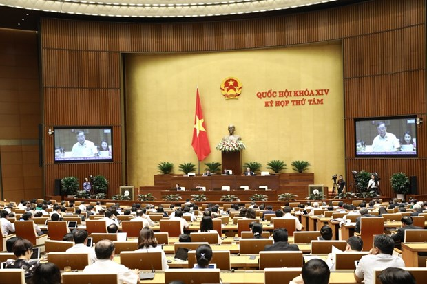 Draft law on libraries under discussion on November 5 hinh anh 1