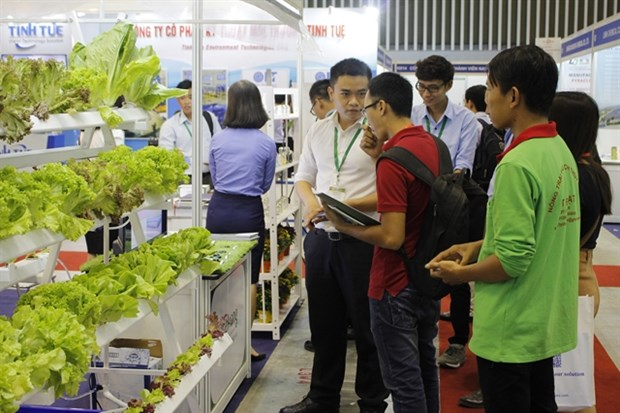 Over 100 firms to take part in chemicals expo in HCM City hinh anh 1