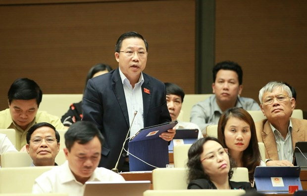 National Assembly to conduct three-day Q&A session hinh anh 1
