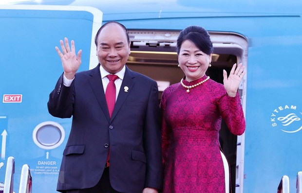PM wraps up Thailand trip for ASEAN summits hinh anh 1