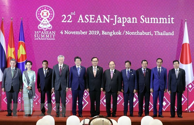 Vietnamese PM addresses 22nd ASEAN-Japan Summit hinh anh 1