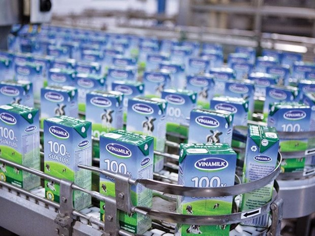 Vinamilk Q3 profit meets 80 percent of yearly target hinh anh 1