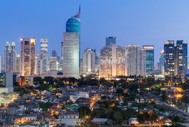 Indonesia's GDP grows 5.02 percent in Q3, slowest in two years hinh anh 1
