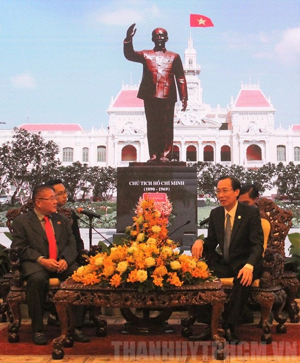 HCM City treasures ties with Cambodia hinh anh 1