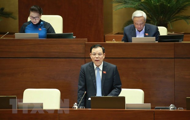 Deputies question about solutions to draw investment to agriculture hinh anh 1