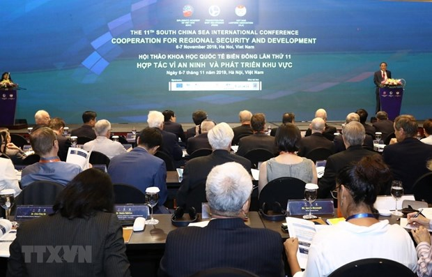 1982 UNCLOS helps shape order at oceans and seas hinh anh 1