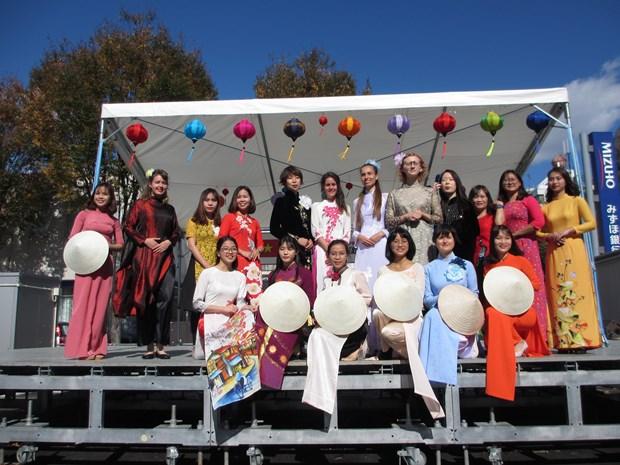 First Vietnam festival held in Fukushima, Japan hinh anh 1