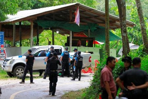 At least 15 killed in insurgents' attack in southern Thailand hinh anh 1
