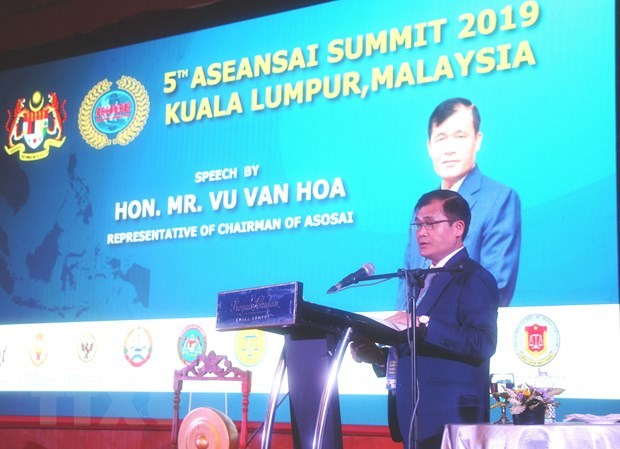 Vietnam attends 5th ASEANSAI Summit in Malaysia hinh anh 1