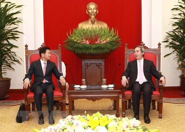 IFC, ADB pledge to continue support for Vietnam hinh anh 2