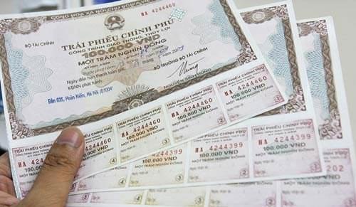 State Treasury raises over 3.3 trillion VND through G-bond auction hinh anh 1