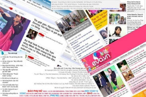 Licences of news aggregators halted from Nov. 1 hinh anh 1